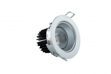 ABS08-68 LED Spot 8 Watt Sharp mit Anti-Blend-Reflektor