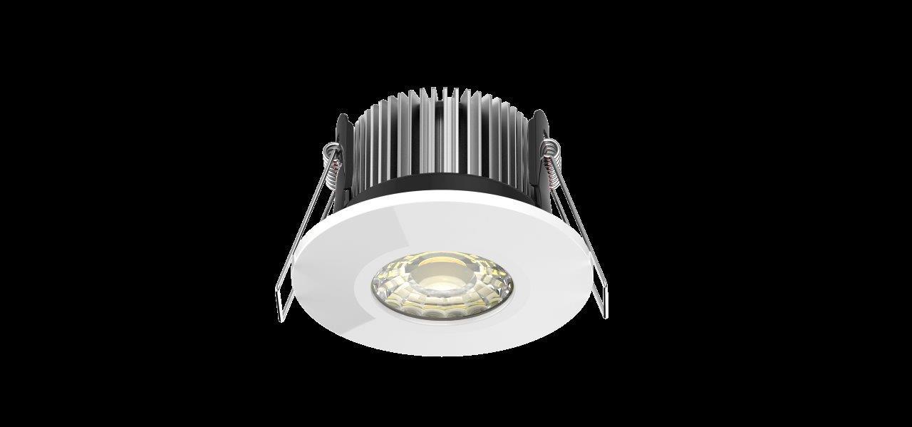 nordlicht beleuchtungssysteme gmbh nl cf10 68 240v ac led einbaustrahler mit umschaltbarer. Black Bedroom Furniture Sets. Home Design Ideas