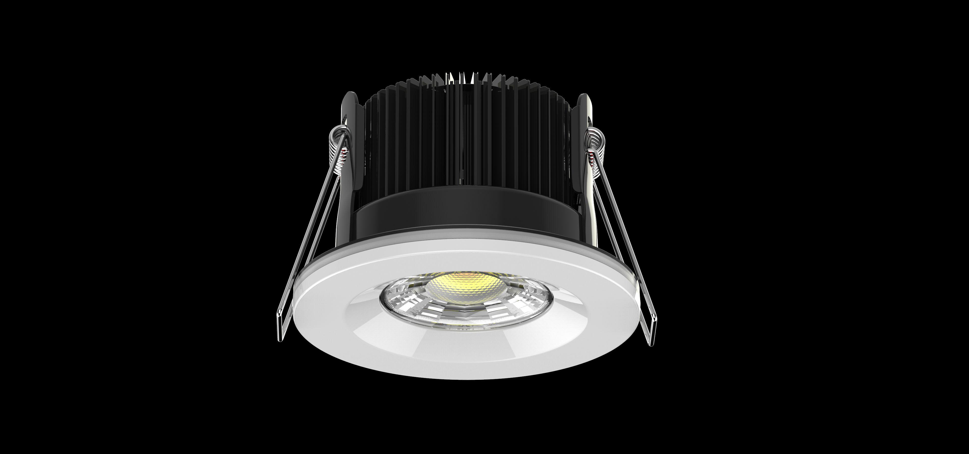 nordlicht beleuchtungssysteme gmbh nl cf10 68il rgb 240v ac led einbaustrahler mit. Black Bedroom Furniture Sets. Home Design Ideas
