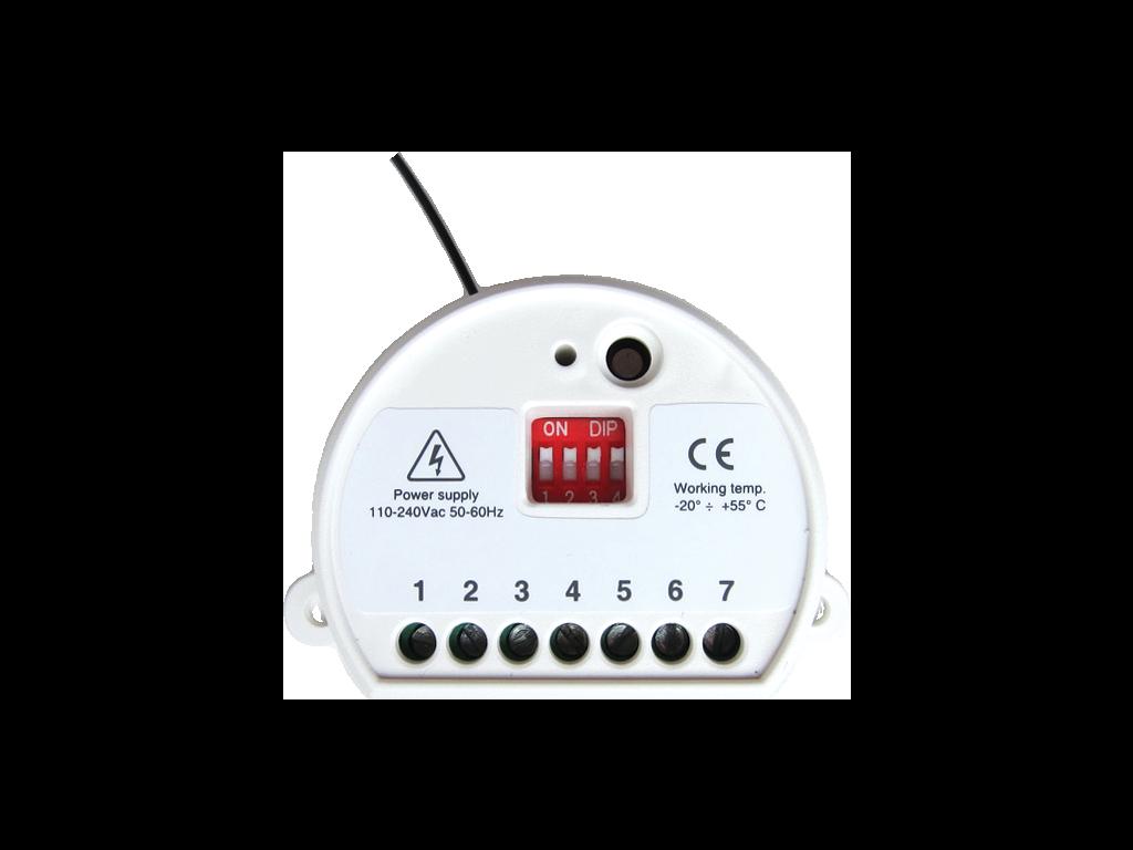 Dimmaktor NL MCU DM150 Für Phasenan  Oder Abschitt Dimmbare LED Leuchten